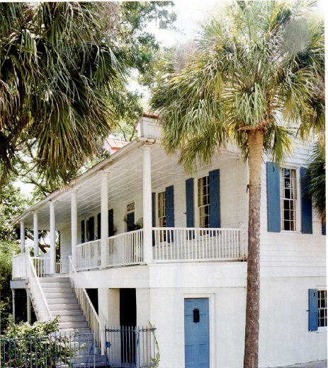 Lowcountry Carriage House: Style Court: March 2010