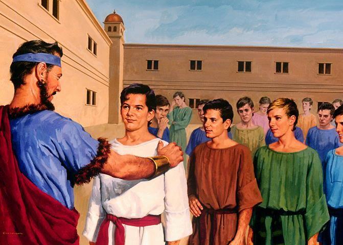 daniel de la biblia: