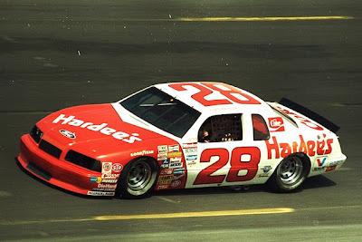 Auto   Nascar Nascar Race Race Racing on The 43 Stp Car In 1992  During Richard Petty S Farewell Tour