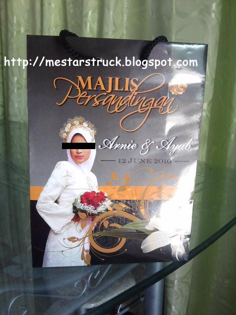 Goody Bag Versi Orang Kahwin