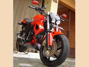 GAMBAR MODIFIKASI HONDA TIGER