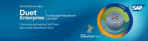 Duet Enterprise for SharePoint and SAP