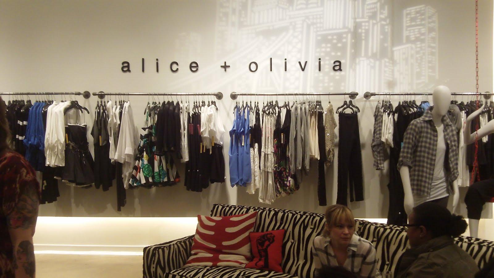 fashionstylebeauty fsb on the scene alice olivia by