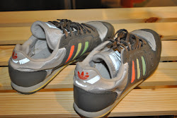 Adidas shoes made in Yugoslavia(bid price)