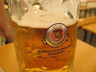 Gäubodenvolksfest Beer