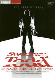 """""""Sweeney Todd"""" Brutal barbero de Fleet Street- 25-26-27 feb 2010-Teatro Nacional Sucre"""