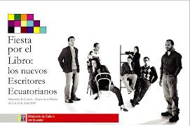 FIESTA POR EL LIBRO       (se realizó del 6 al 23 de abril 2009)