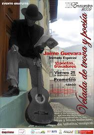 VELADA DE TROVA Y POESÍA - II Encuentro 2009