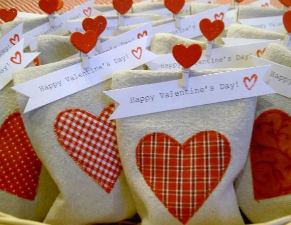 Упаковки для подарков своими руками из ткани