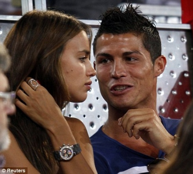 cristiano ronaldo girlfriend 2010. Cristiano Ronaldo Girlfriend