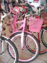 pink bikes in brasil