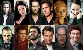 John Carter Of Mars Cast