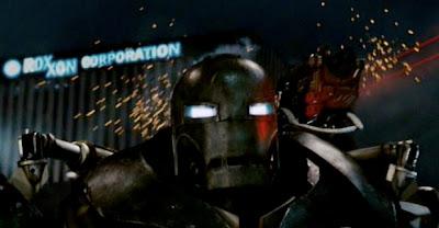 Clark gregg iron man