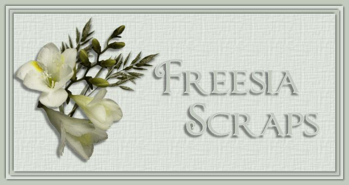 Freesia Scraps