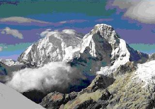 MONTAÑA (Nevado Huascarán, Perú)