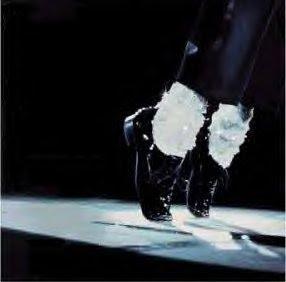 Michael Jackson Black Shoes White Socks