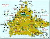 Peta Pelancongan Sabah