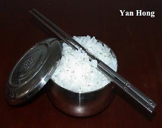 南韩钢碗和钢筷