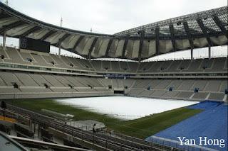 南韩首尔2002世界杯足球赛体育场