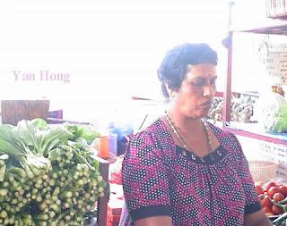 Malacca Merlimau Market