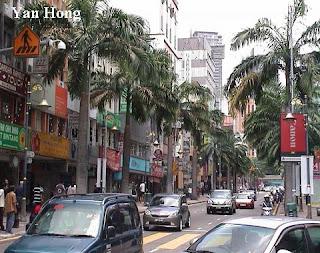Kuala Lumpur Bukit Bintang