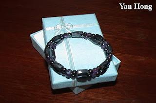 南韩紫水晶手链