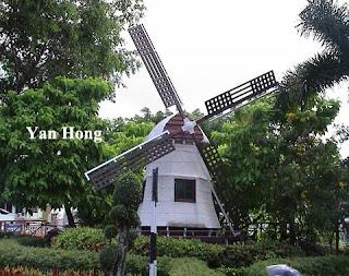 Kincir Angin Belanda Melaka