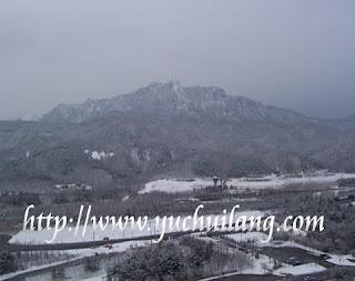Mt. Sorak