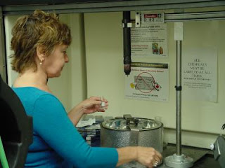 NASA Goddard Space Flight Center researcher Jeanette Benavides