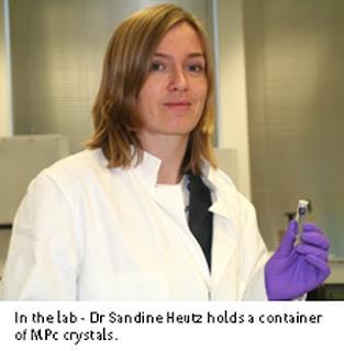 Dr Sandrine Heutz