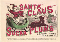 Santa Claus sugar plums, Reproduction Number: LC-USZC4-2275, Library of Congress Prints and Photographs Division.