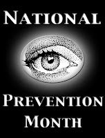 National Glaucoma Awareness Month, American Forces Information Service.