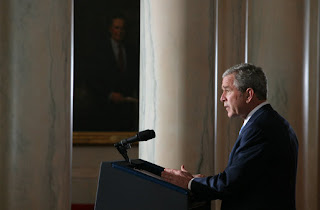 President Bush Discusses Iraq VIDEO