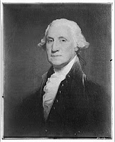 George Washington by Gilbert Stuart, Credit Line: Library of Congress, Prints & Photographs Division, [reproduction number, LC-H834-P01-016]