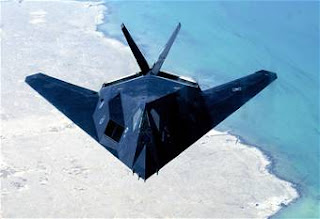 F-117 Nighthawk, U.S. Air Force photo by Staff Sgt. Derrick C. Goode