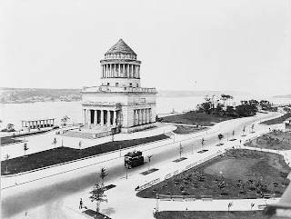 Grant's Tomb in New York, Library of Congress, Prints & Photographs Division, [reproduction number, LC-USZ62-118686]