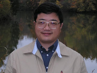 Z. Ryan Tian, assistant professor of chemistry and biochemistry, University of Arkansas