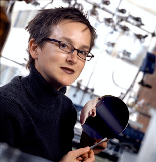 Jillian M. Buriak. Professor of Chemistry, Canada Research Chair in Inorganic and Nanoscale Materials. Department of Chemistry, University of Alberta.