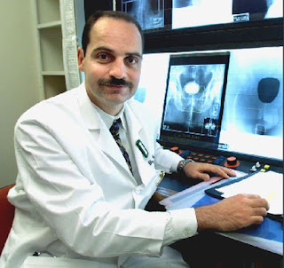 Dennis E. Hallahan, professor of radiation oncology at Vanderbilt