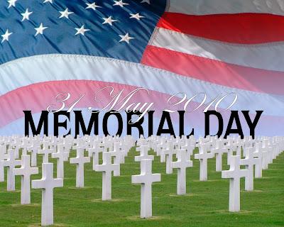 Memorial Day clip ary