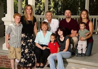 Sharron Angle Family
