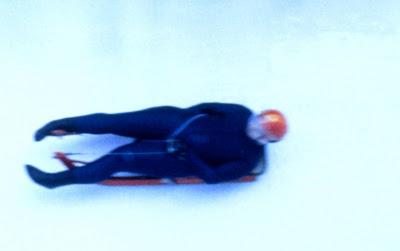 Winter Olympics Luge