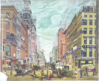Historic View from Maiden Lane