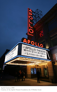 Apollo Theater Exterior, 2008