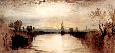 Chichester Canal Joseph Mallord William Turner