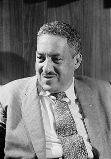 Thurgood Marshall, attorney for the NAACP, 1957 Sep. 17.