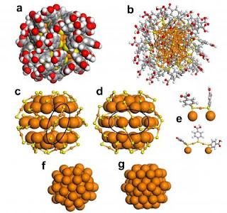 102-atom Gold Nanocluster