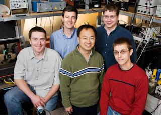John Rogers, Joe Geddes, Mark Stoykovich, Heung Cho Ko and Viktor Malyarchuk.