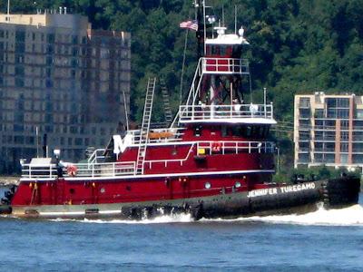 Tug Boat Jennifer Turecamo