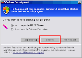 Real Windows Security Alert
